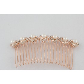 Little Lace Pearl Hair Comb