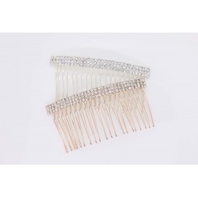 Little Lace Fatima Diamante Hair Comb