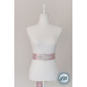 Little Lace Sophia Sash