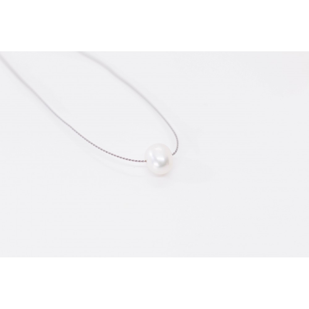 Little Lace Freshwater Pearl Necklace