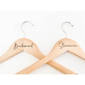 Little Lace Bridal Accessories - Bridesmaid / Strooimeisie Hanger