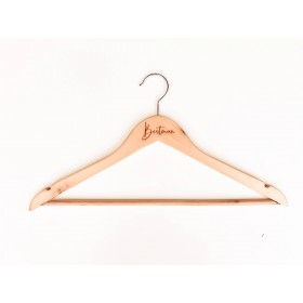 Little Lace Best man Hanger
