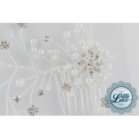 Little Lace Julie Hair Comb