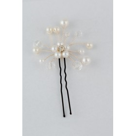 Little Lace Forest Flower Hair Pin