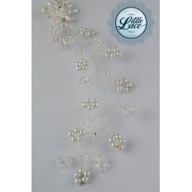 Little Lace Elizabeth Hair Comb