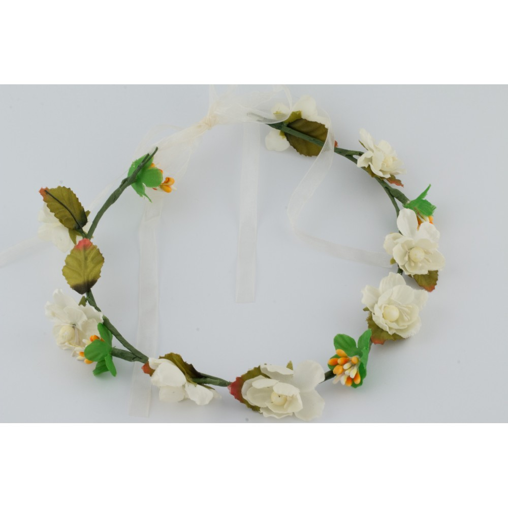 Little Lace Flower Crown