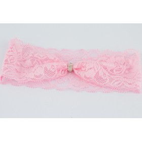 Little Lace Stretch Lace Garter