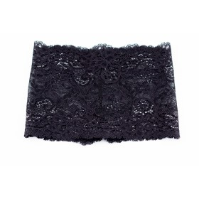 Little Lace Wide Stretch Lace Garter