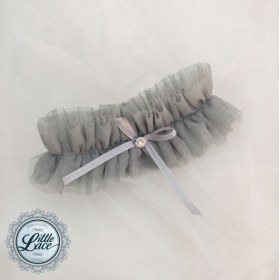 Little Lace Tulle Garter